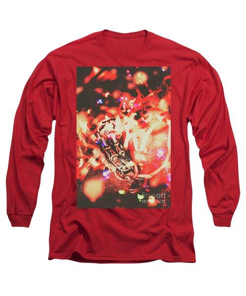 Chinese Dragon Celebration Long Sleeve T-Shirt