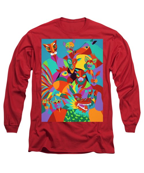 Chinese New Year Long Sleeve T-Shirt