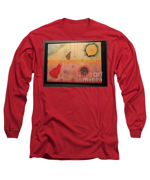 Choking Long Sleeve T-Shirt by Xn Tyler