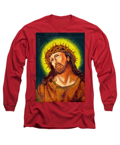 Christ Long Sleeve T-Shirt