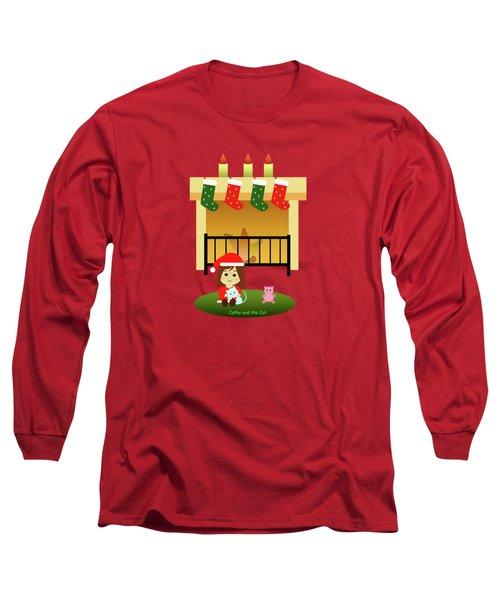 Christmas #4 Long Sleeve T-Shirt