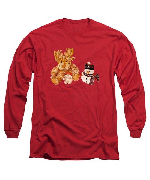 Christmas Buddies Long Sleeve T-Shirt