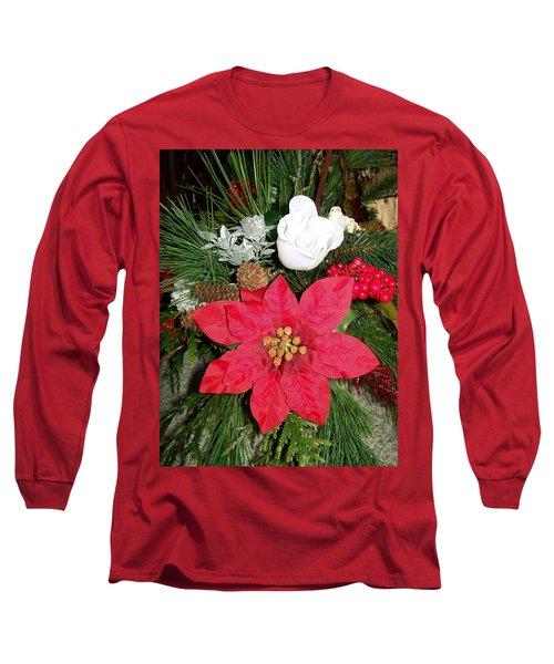Christmas Centerpiece Long Sleeve T-Shirt