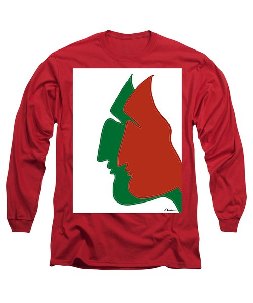 Christmas Together Long Sleeve T-Shirt