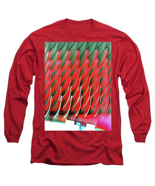 Christmas Trees Long Sleeve T-Shirt