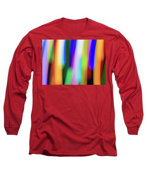 Long Sleeve T-Shirt featuring the photograph Chromatism by Shara Weber