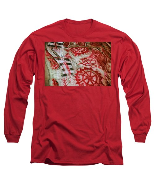 Chumash Painted Cave State Historic Park Long Sleeve T-Shirt