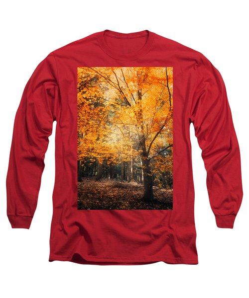 Circle Of Life Long Sleeve T-Shirt