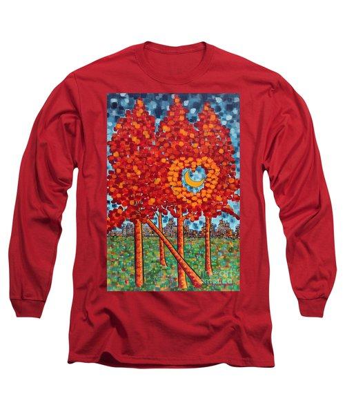 City Moonshine Long Sleeve T-Shirt