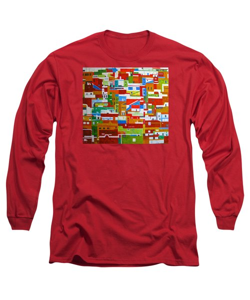 Civic Harmony Long Sleeve T-Shirt