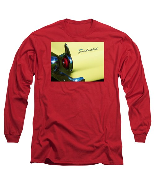 1955 Ford Thunderbird Long Sleeve T-Shirt