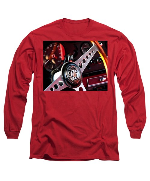 In The Drivers Seat Long Sleeve T-Shirt