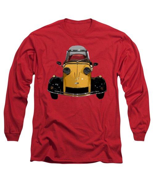 Classic M Motor Art Long Sleeve T-Shirt