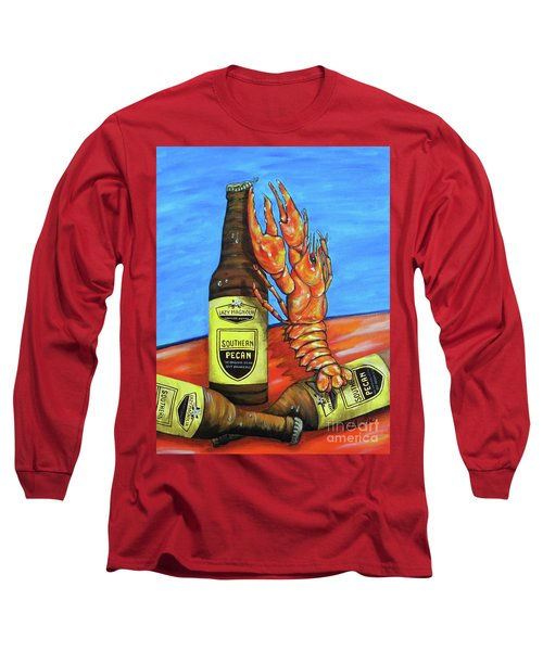 Claw Opener Long Sleeve T-Shirt