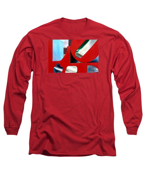 Close Up On Love Long Sleeve T-Shirt by Christopher Woods