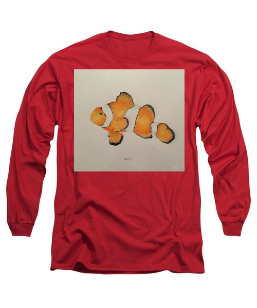Clown Fish Long Sleeve T-Shirt