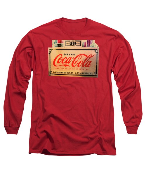 Coca Cola 1899 Canvas Print,photographic Print,art Print,framed Print,greeting Card,iphone Case, Long Sleeve T-Shirt