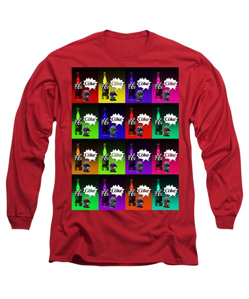 Coca-cola Forever Young 13 Long Sleeve T-Shirt