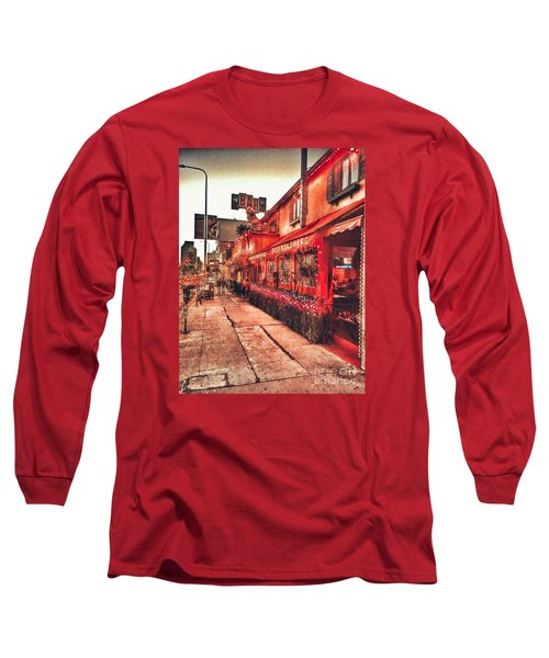 West Los Angeles Cocktail Row Long Sleeve T-Shirt