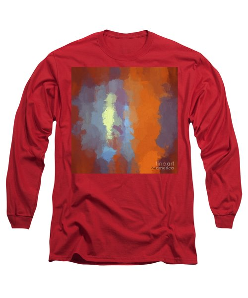 Color Abstraction Xxiii Sq Long Sleeve T-Shirt