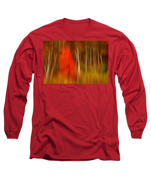 Color Reflections Long Sleeve T-Shirt