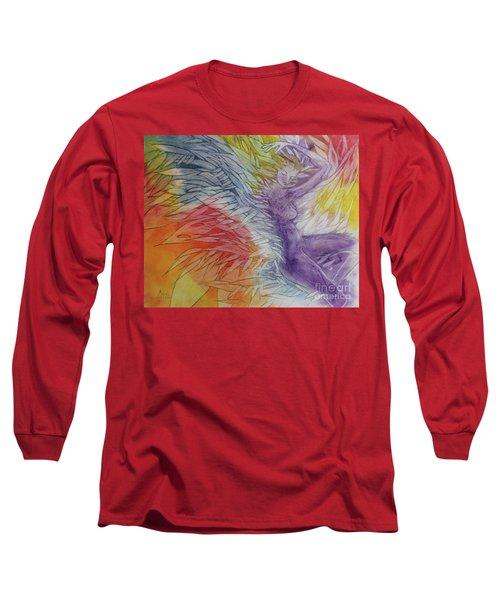 Color Spirit Long Sleeve T-Shirt by Marat Essex