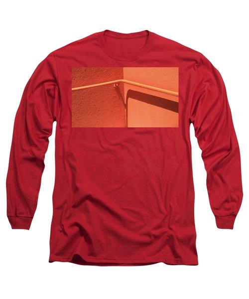 Colors And Shadows Cornered Long Sleeve T-Shirt