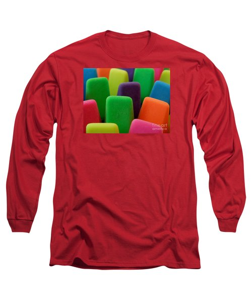 Colors Long Sleeve T-Shirt by Chad and Stacey Hall