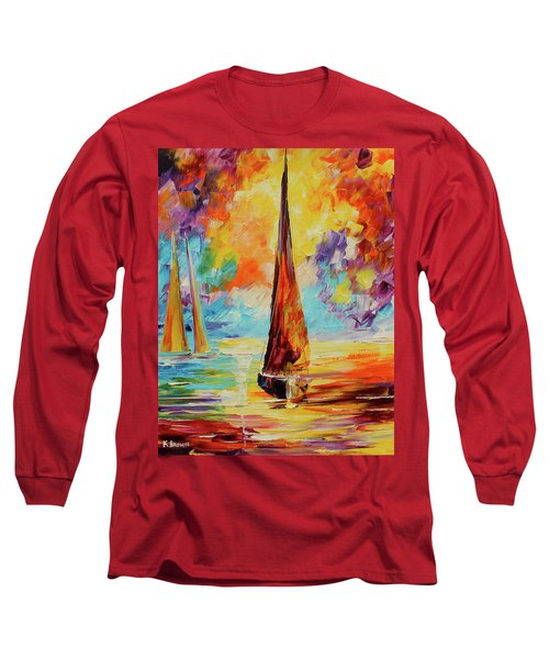 Colors Long Sleeve T-Shirt
