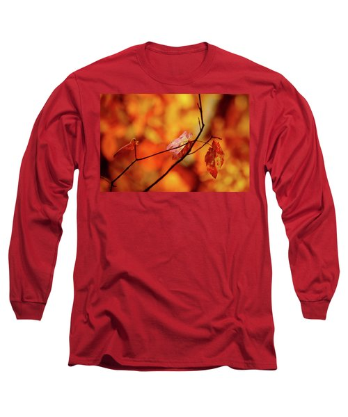 Long Sleeve T-Shirt featuring the photograph Colors by Robert Geary