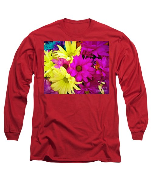 Long Sleeve T-Shirt featuring the photograph Colors by Robert Knight