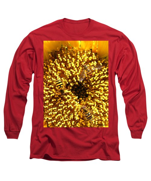 Colour Of Honey Long Sleeve T-Shirt