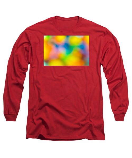 Long Sleeve T-Shirt featuring the photograph Colourful Dreams by Keith Hawley