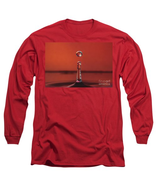 Column With Droplet Long Sleeve T-Shirt