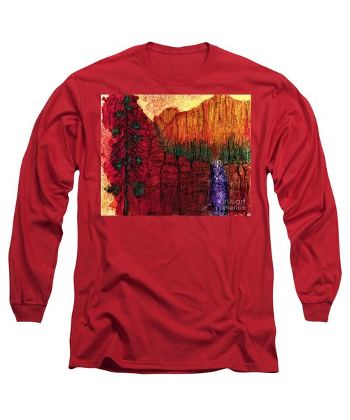 Come Away With Me  Long Sleeve T-Shirt
