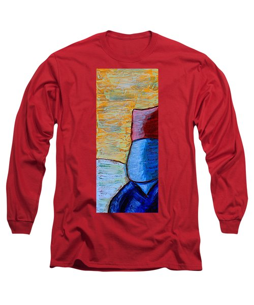 Come Outside, It's Only A Little Cold. Long Sleeve T-Shirt