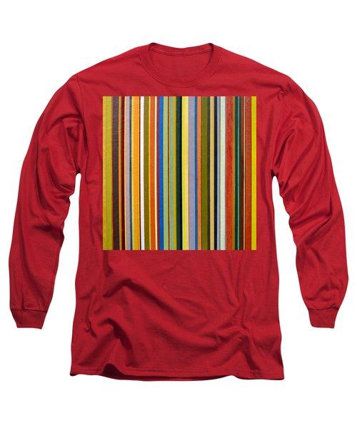 Comfortable Stripes Long Sleeve T-Shirt