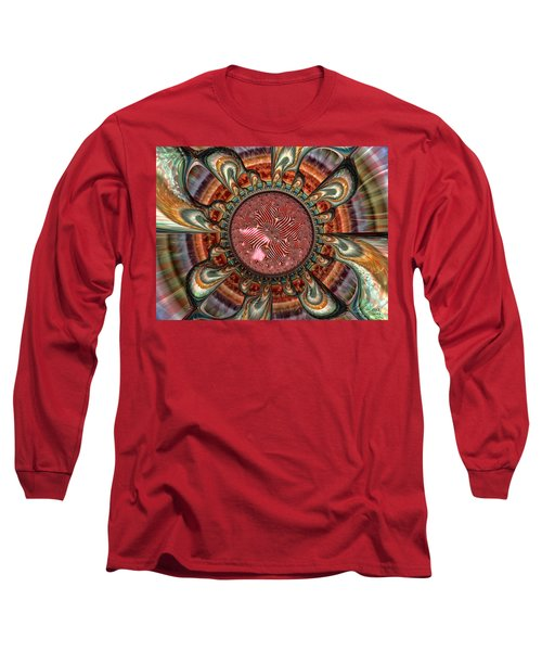 Conception Long Sleeve T-Shirt by Manny Lorenzo