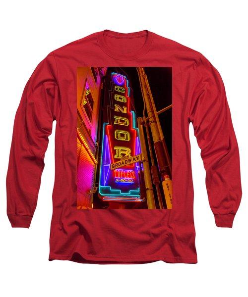 Condor Neon On Broadway Long Sleeve T-Shirt