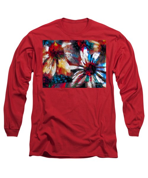 Cone Flower Fantasia I Long Sleeve T-Shirt