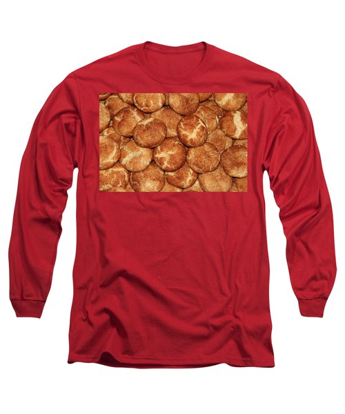 Cookies 170 Long Sleeve T-Shirt by Michael Fryd