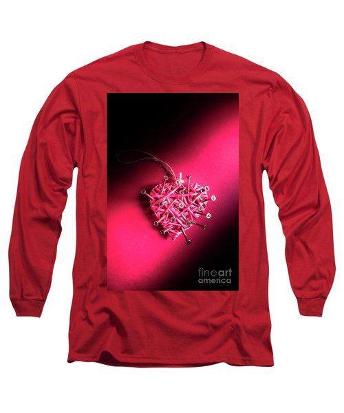 Corrosion Of Emotion Long Sleeve T-Shirt