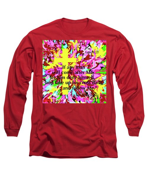 Counting The Cost Long Sleeve T-Shirt