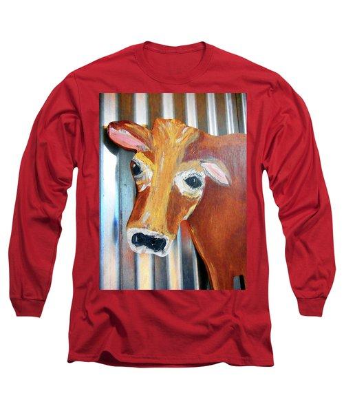 Cows 4 Long Sleeve T-Shirt