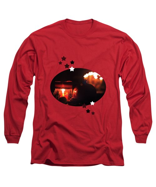 Cozy Advent Long Sleeve T-Shirt by AugenWerk Susann Serfezi