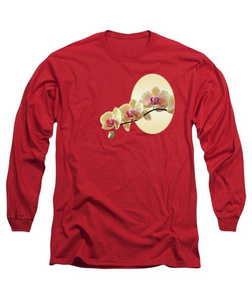 Cream Delight - Square Long Sleeve T-Shirt