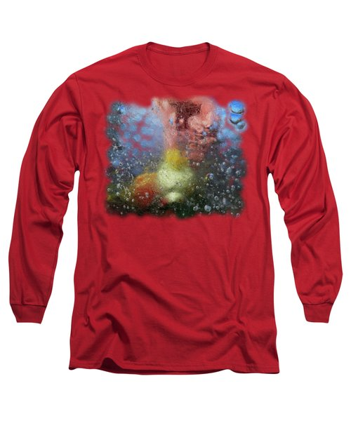 Creative Touch Long Sleeve T-Shirt by Sami Tiainen