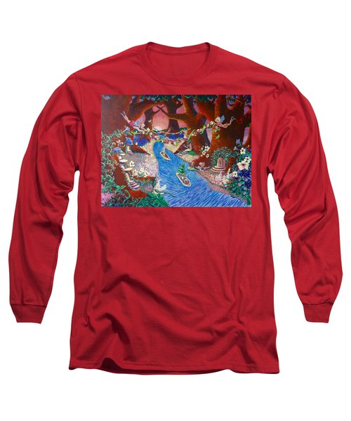 Creekside Fairy Celebration Long Sleeve T-Shirt