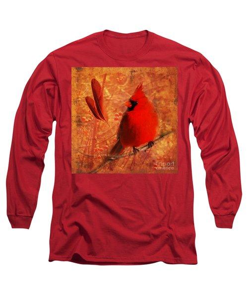 Crimson Splash 2015 Long Sleeve T-Shirt