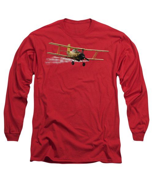 Crop Duster T Long Sleeve T-Shirt